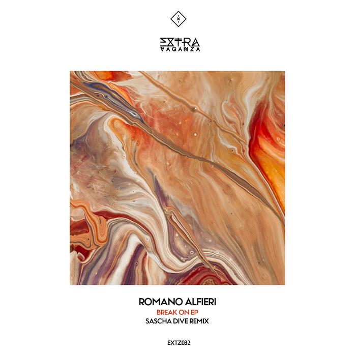 ROMANO ALFIERI - Break On EP