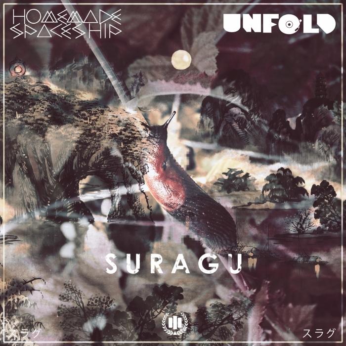 HOMEMADE SPACESHIP/UNFOLD MUSIC - Suragu