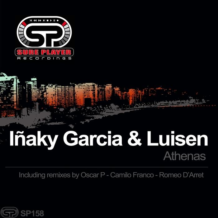 INAKY GARCIA & LUISEN - Athenas