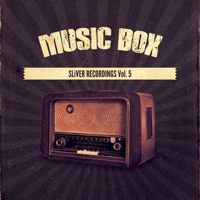 VARIOUS - Music Box: SLiVER Recordings Vol 5