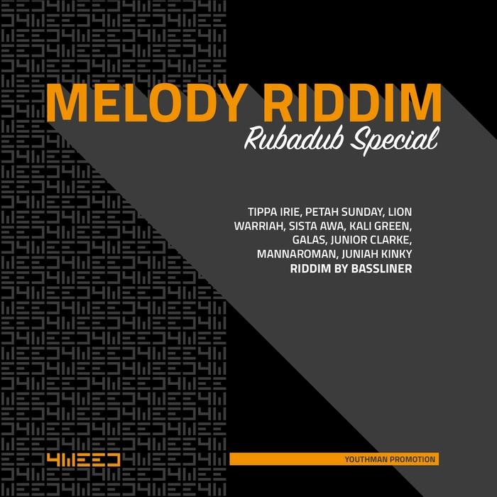 VARIOUS - Melody Riddim (Rubadub)
