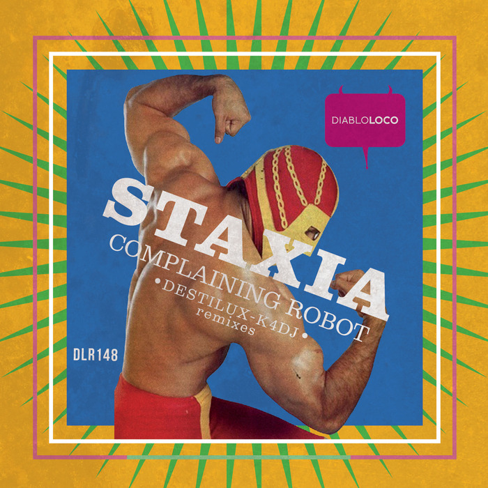 STAXIA - Complaining Robot