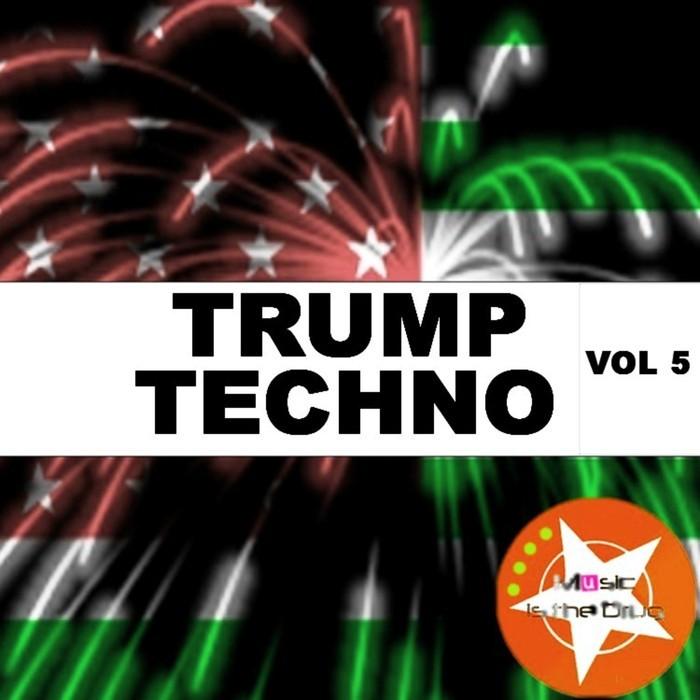 ACKI/COREY BIGGS/JAGUAR BOY - Trump Techno Vol 5