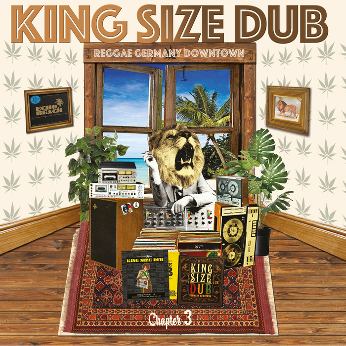 VARIOUS - King Size Dub Germany Downtown (Chapter 3)