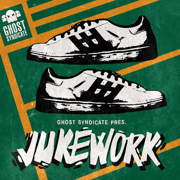 GHOST SYNDICATE - Jukework (Sample Pack WAV)