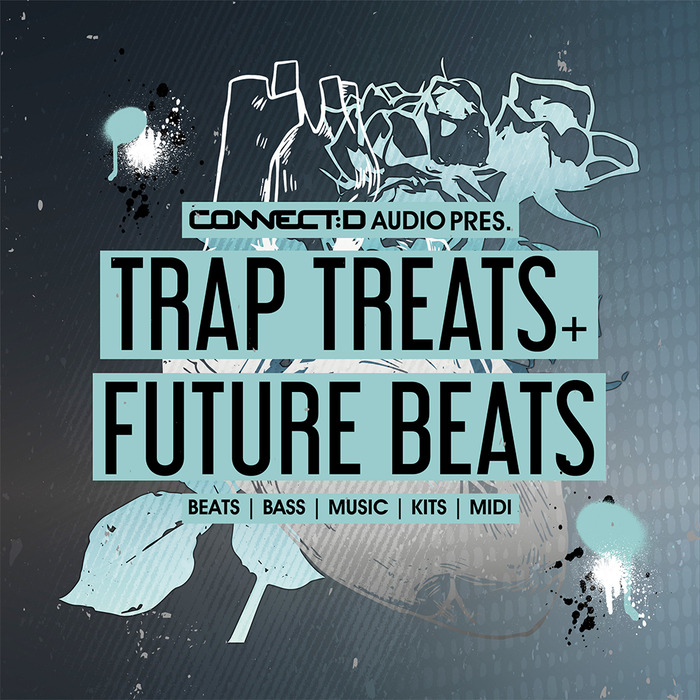 CONNECT:D AUDIO - Trap Treats & Future Beats (Sample Pack WAV)