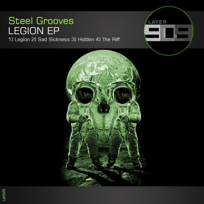 STEEL GROOVES - Legion EP