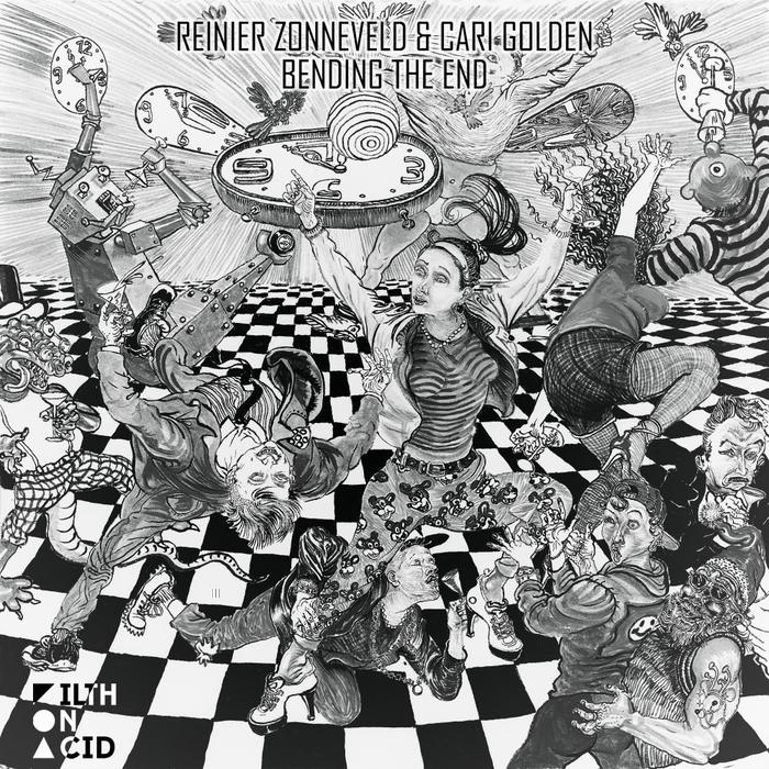 CARI GOLDEN/REINIER ZONNEVELD - Bending The End