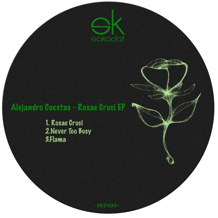 ALEJANDRO CUESTAS - Rosae Cruci