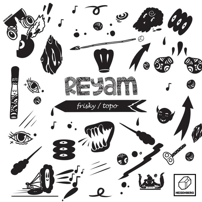 REYAM - Frisky/Topo