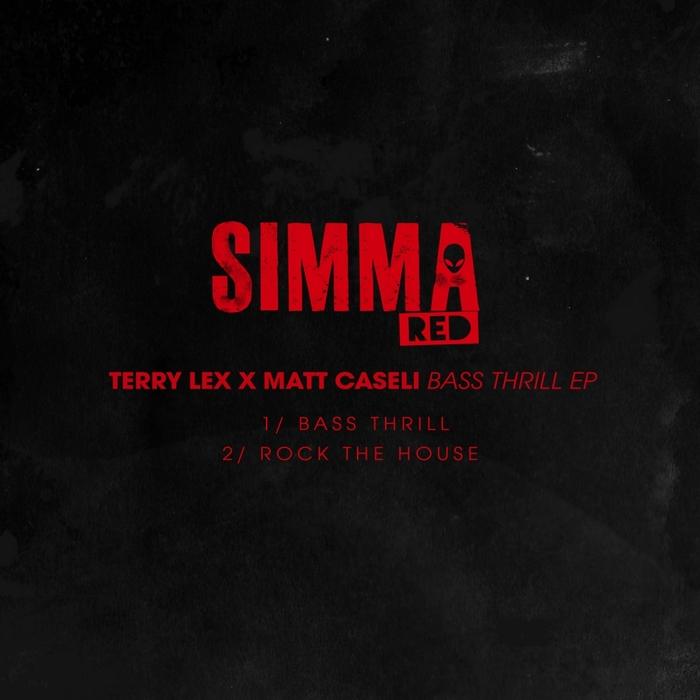 TERRY LEX X MATT CASELI - Bass Thrill EP