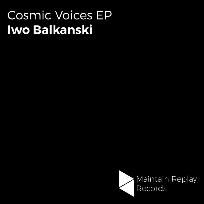 IWO BALKANSKI - Cosmic Voices EP