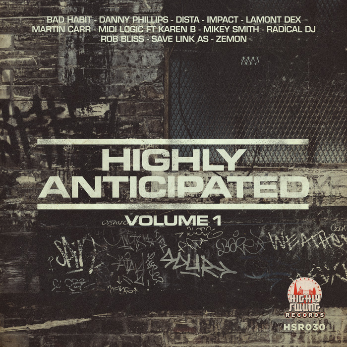 VARIOUS - Highly Anticipated Volume 1