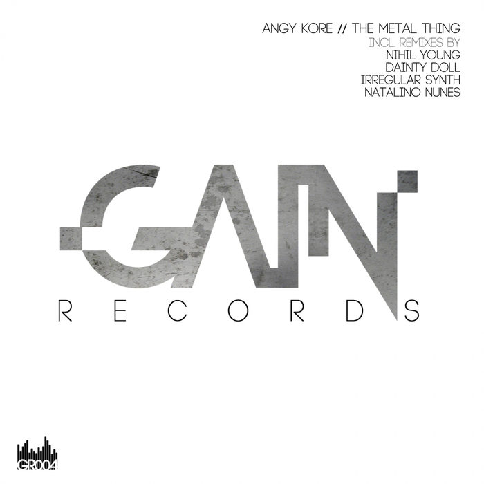 ANGY KORE - The Metal Thing