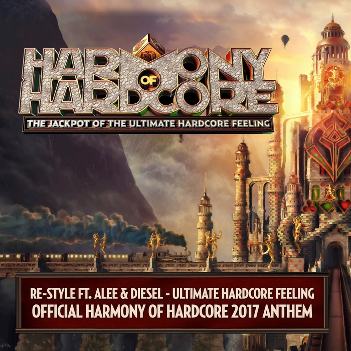 RE-STYLE feat ALEE & DIESEL - Ultimate Hardcore Feeling