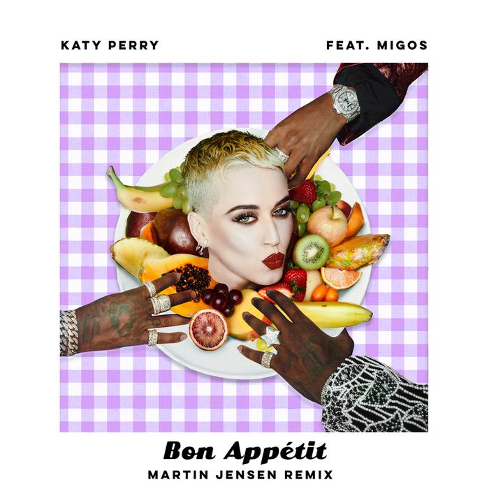 KATY PERRY feat MIGOS - Bon AppA©tit (Martin Jensen Remix)