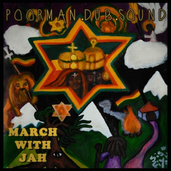 POORMAN DUB SOUND - March With Jah