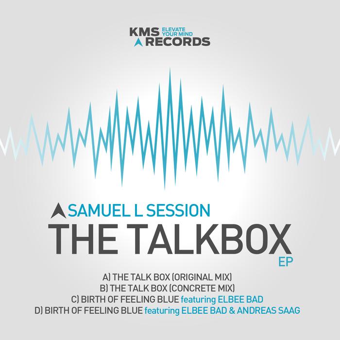 SAMUEL L SESSION - The Talkbox EP