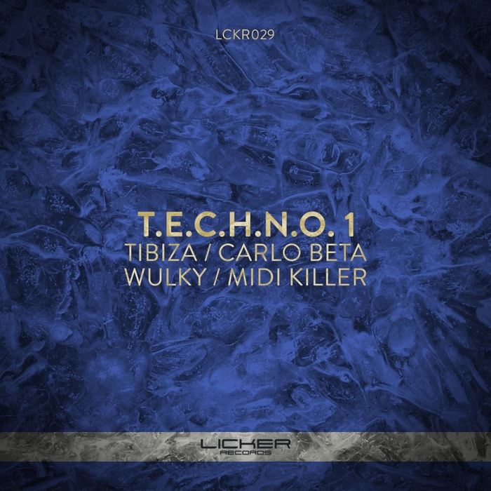 TIBIZA/CARLO BETA/MIDI KILLER/WULKY - TECHNO 1