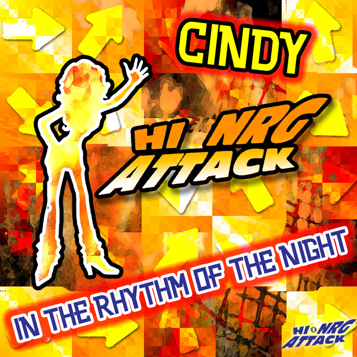 CINDY - In The Rhythm Of The Night
