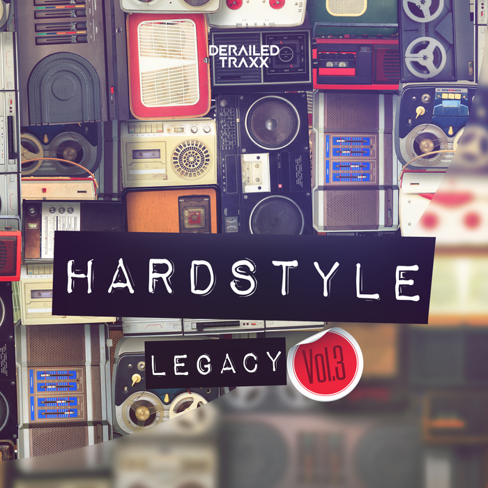 VARIOUS - Hardstyle Legacy Vol 3 (Hardstyle Classics) (Explicit)