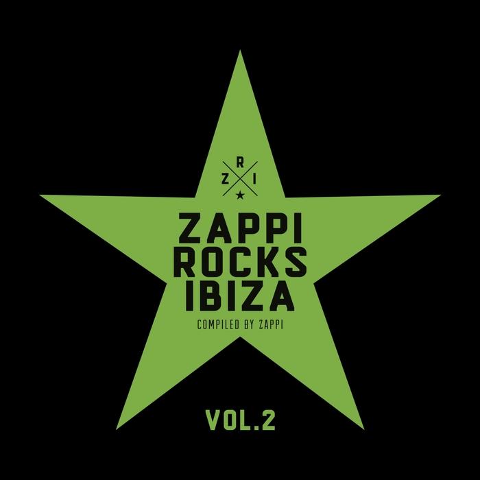 VARIOUS - Zappi Rocks Ibiza Vol 2