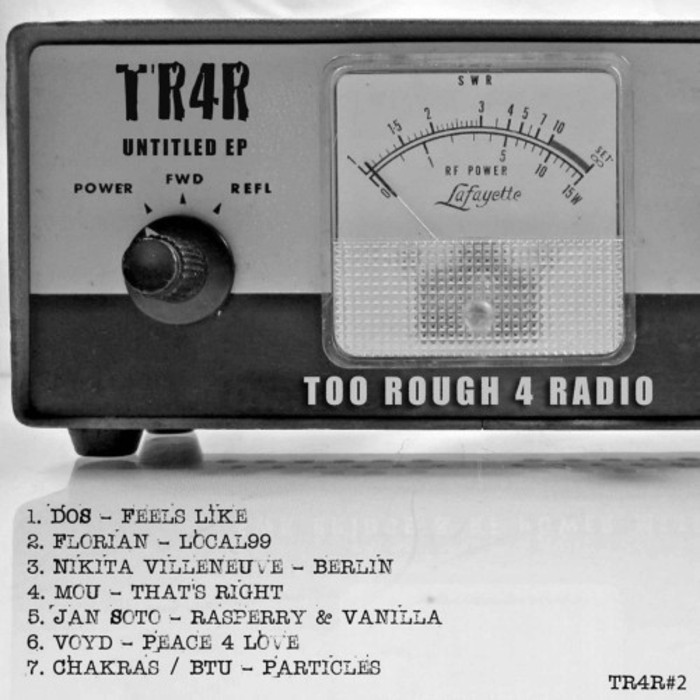 VARIOUS - TR4R#2 Untitled EP