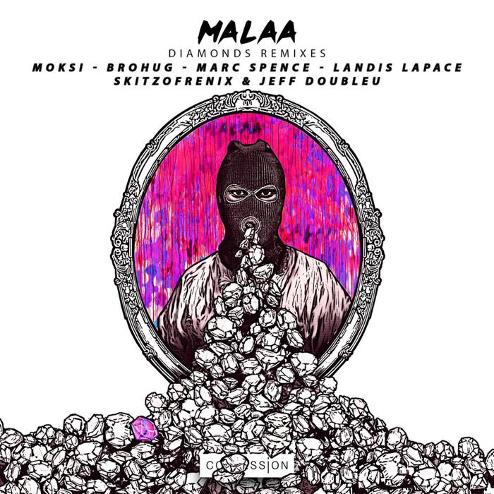 MALAA - Diamonds (Remixes)
