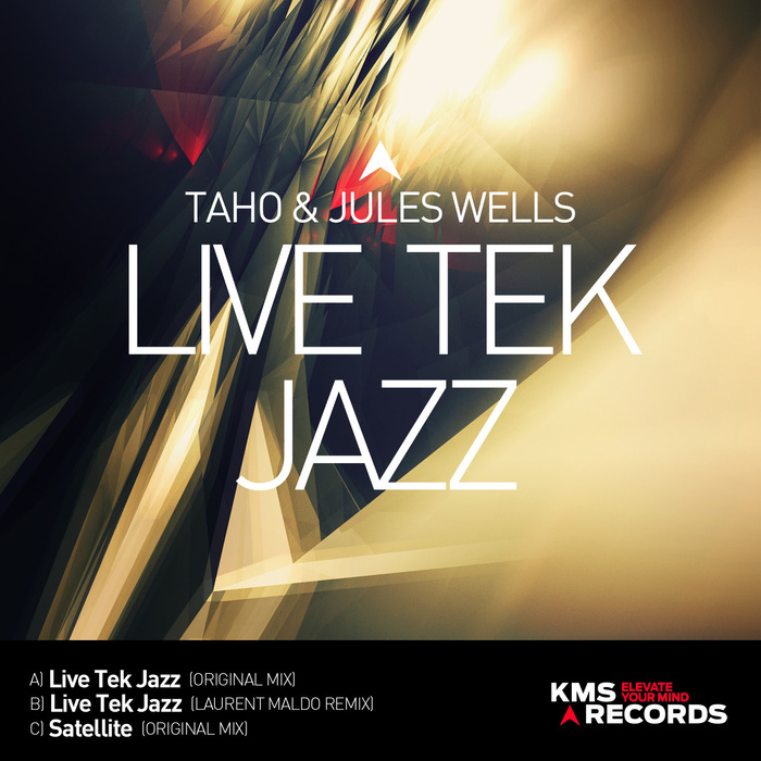TAHO & JULES WELLS - Live Tek Jazz EP