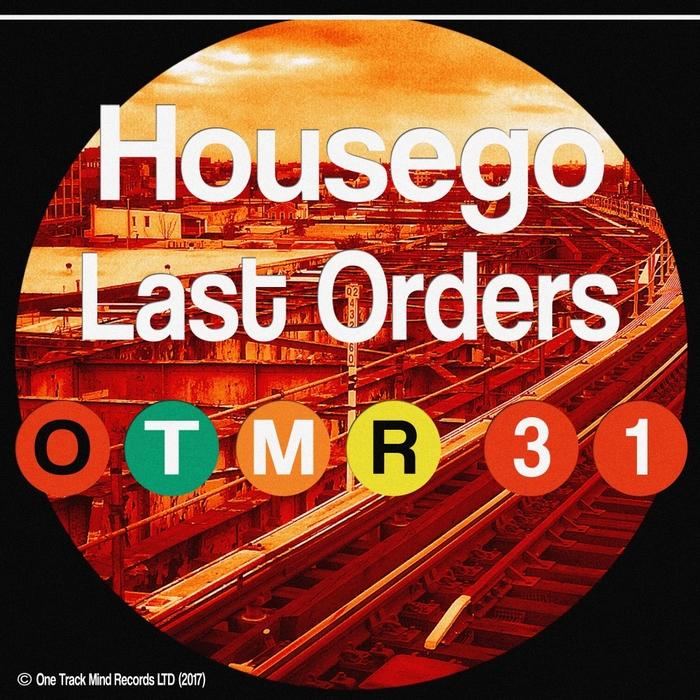 HOUSEGO - Last Orders