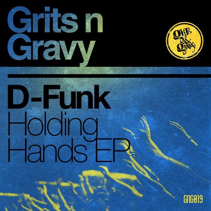 D-FUNK - Holding Hands