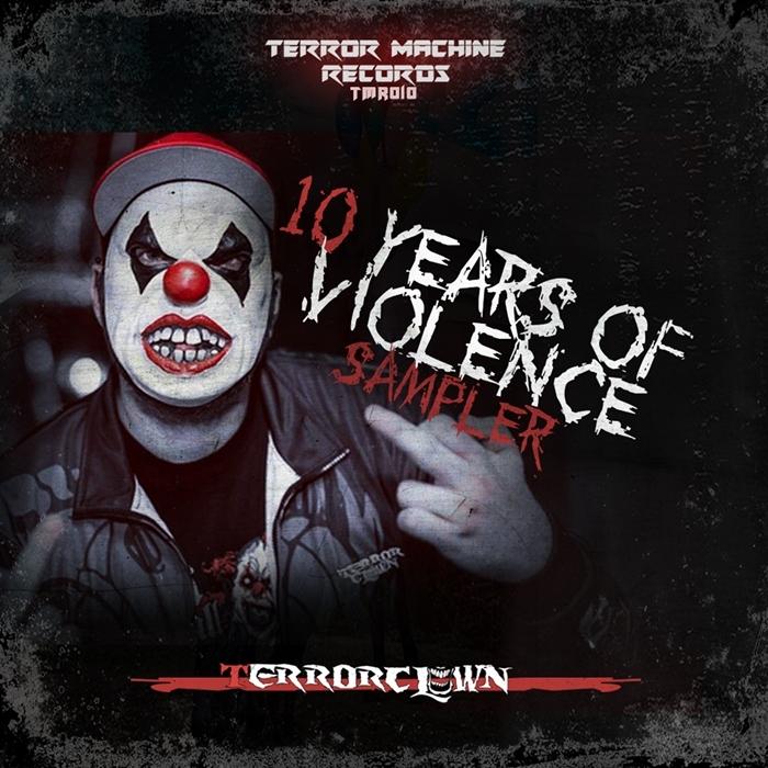 VARIOUS - 10 Years Of Violence Sampler