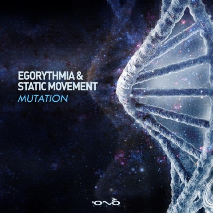 STATIC MOVEMENT/EGORYTHMIA - Mutations