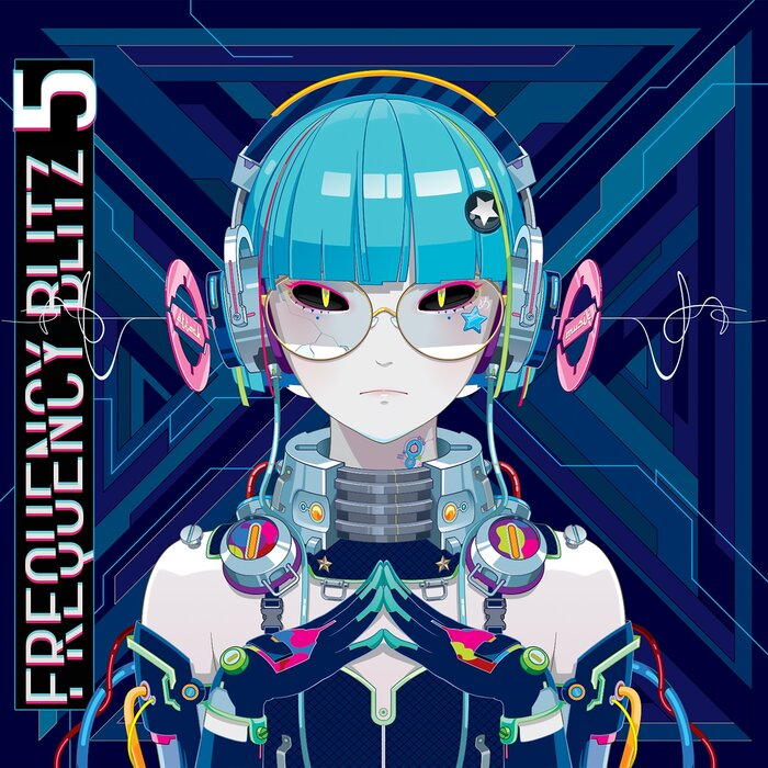 VARIOUS - Frequency Blitz 5