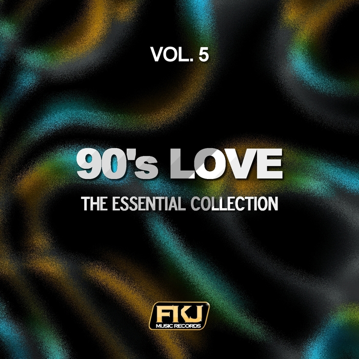 VARIOUS - 90's Love Vol 5 (The Essential Collection)