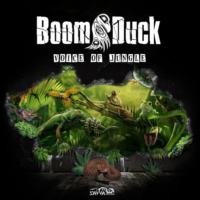 BOOM DUCK - Voice Of Jungle