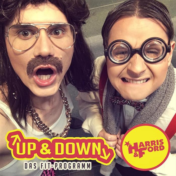 HARRIS & FORD - Up & Down (Das Fit-Programm)