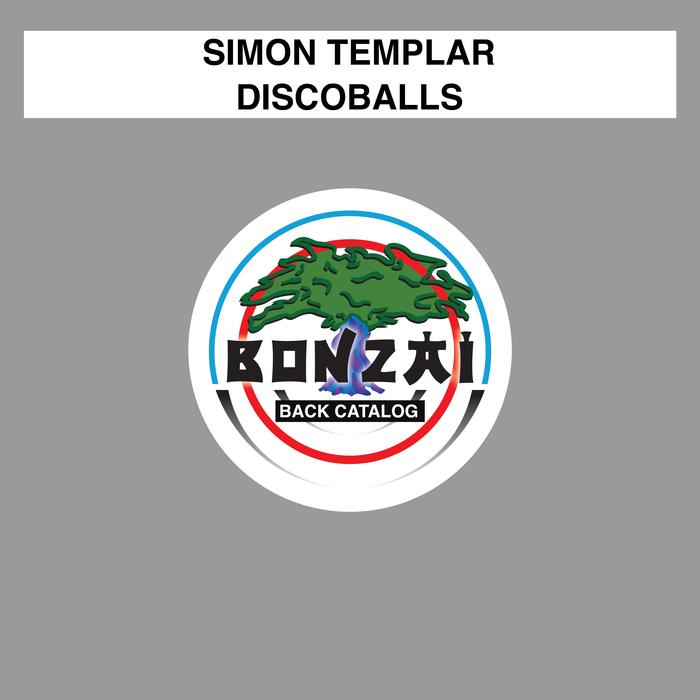 SIMON TEMPLAR - Discoballs