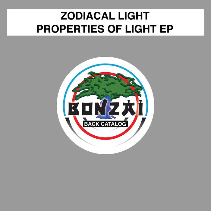 ZODIACAL LIGHT - Properties Of Light EP