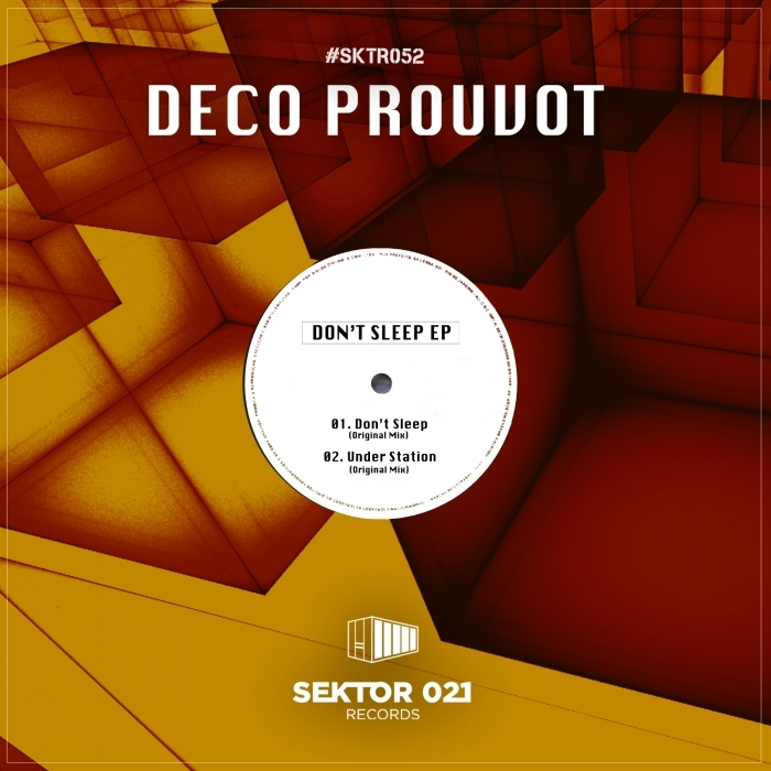 DECO PROUVOT - Don't Sleep EP