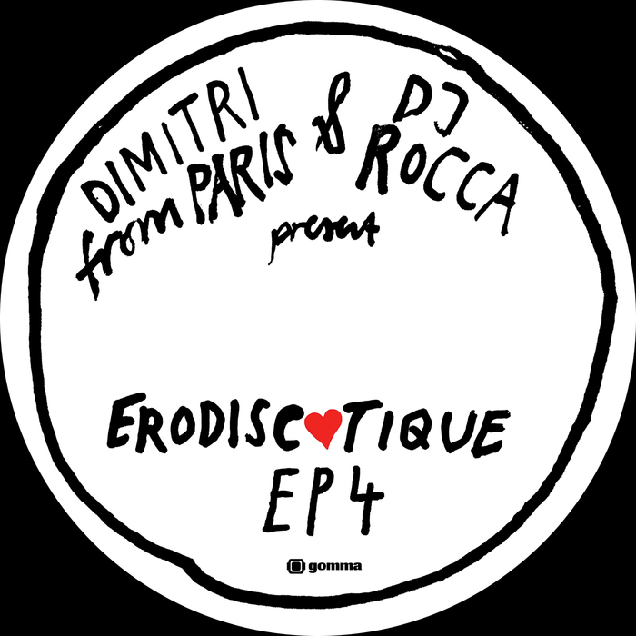 DIMITRI FROM PARIS/DJ ROCCA - Erodiscotique EP 4