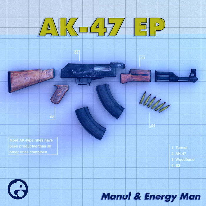 MANUL & ENERGY MAN - AK-47