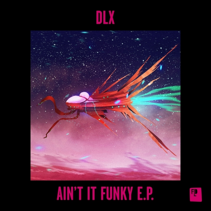 DLX - Ain't It Funky EP
