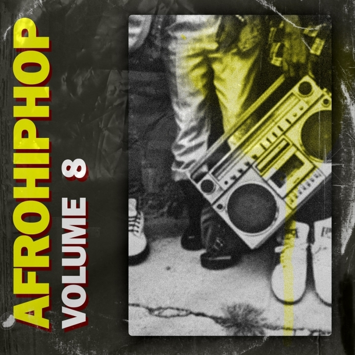 VARIOUS - AfroHipHop Vol 8 (Explicit)