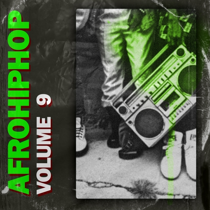 VARIOUS - AfroHipHop Vol 9 (Explicit)