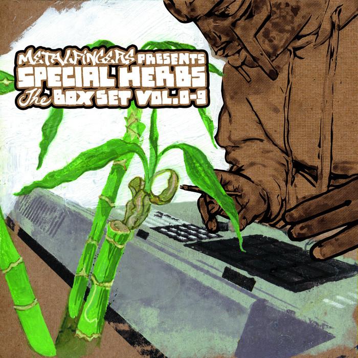 MF DOOM - Metal Fingers Presents: Special Herbs The Box Set Vol 0-9