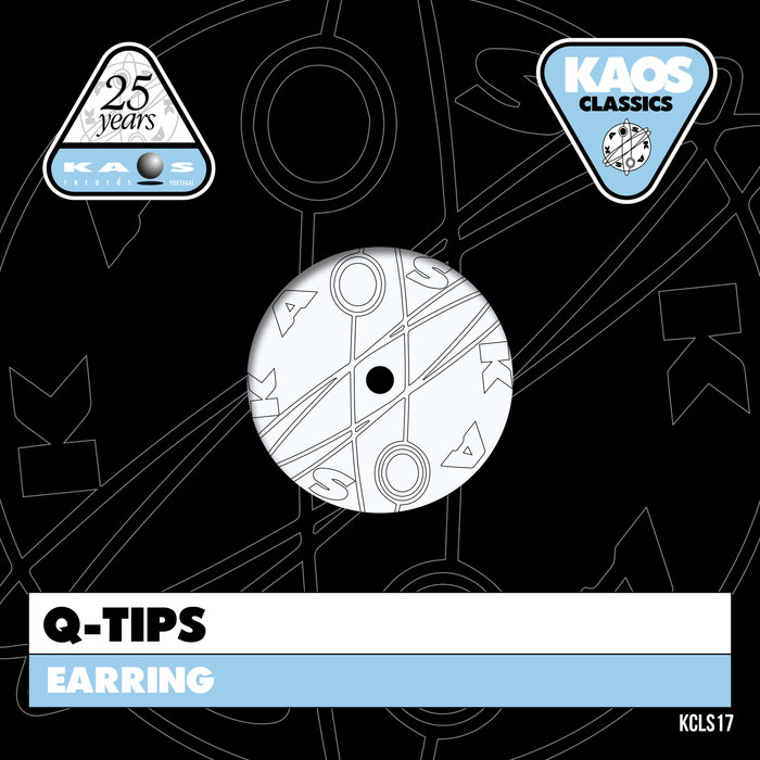 Q-TIPS - Earring