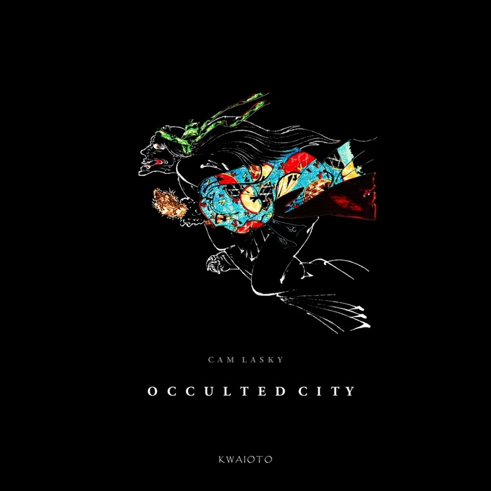 CAM LASKY - Occulted City Vol 1