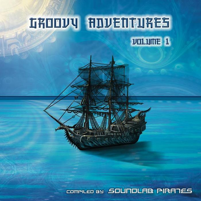 VARIOUS - Groovy Adventures Vol 1