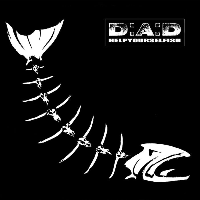 D-A-D - Helpyourselfish